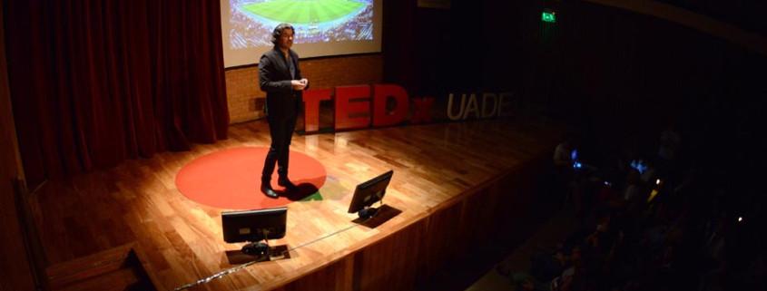 Conferencia TEDX