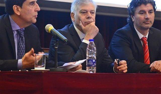 Con Carlos Melconián